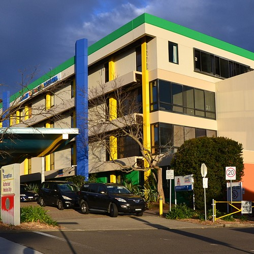 (1)Sydney Childrens Hospital Randwick 3